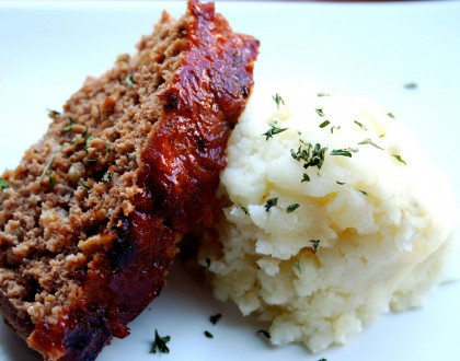 Kim's Turkey Meatloaf: Comfort food can be healthy