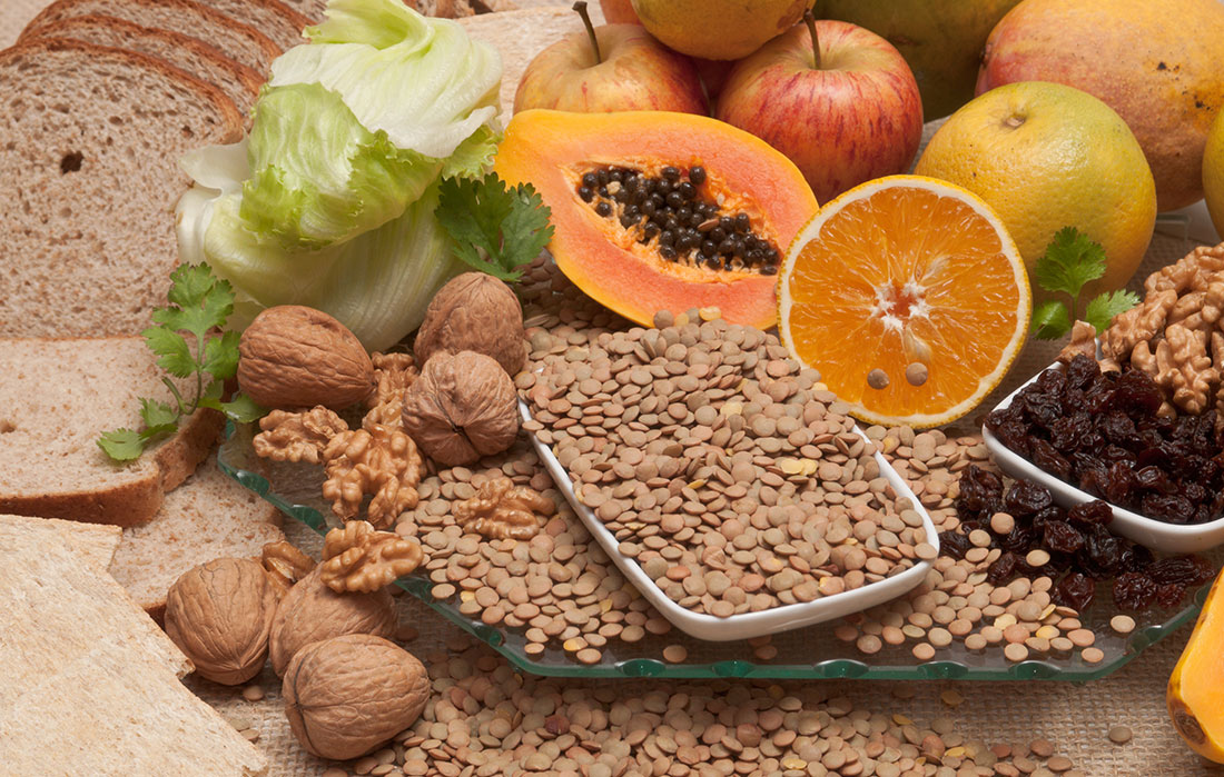 Increasing fiber intake lowers cholesterol, reduces risk of heart disease
