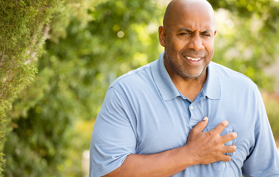 Know the signs: How a heart attack might look