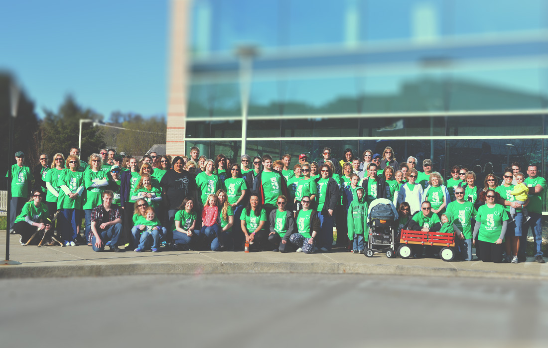 Marshall Cardiology leads the way for Heart Walk 2016