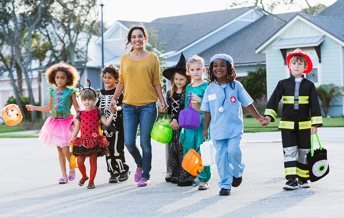Halloween safety ensures a good time for all