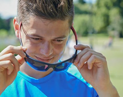 Protect Your Eyes:  Everyday Steps to Sun Safety