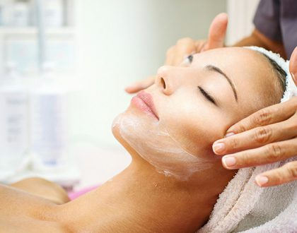 Why you should consider a monthly facial