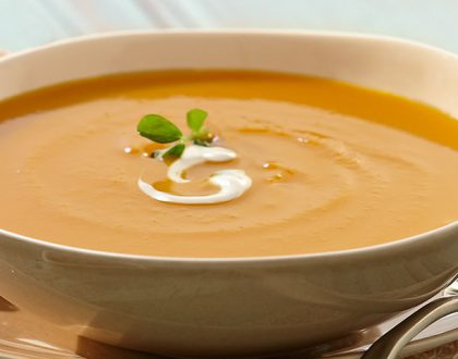 Kim's Fall Favorites:  Butternut Squash Soup