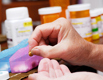 Taking medications as prescribed is important to your health