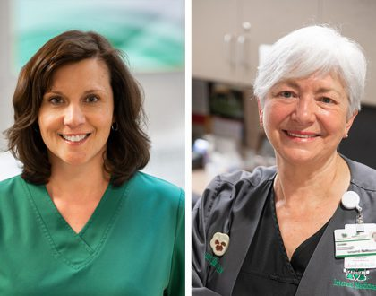 My Care Team: Diane Alcorn, RN & Laura Talbert, RN