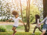 Ways to keep your child active during summer break