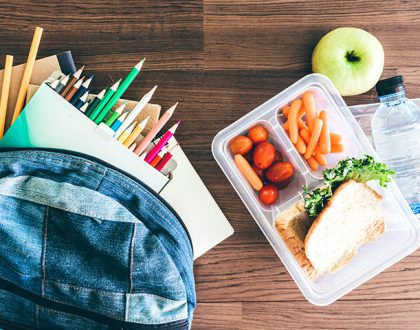 Packing a Healthy Lunch for Your Child