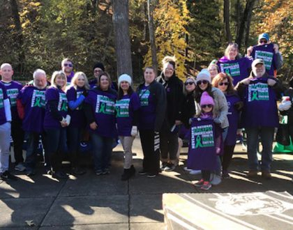 Epilepsy Awareness: Working to create change for those with epilepsy