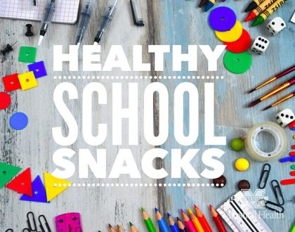 After School (or Lunchbox) Snacks