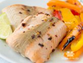Heart Healthy Chili Lime Salmon