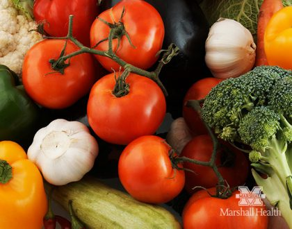 Healthy food choices and your overall health