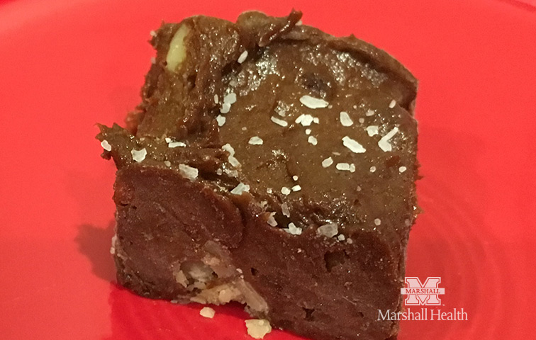 The Healthiest Fudge You'll Ever Love