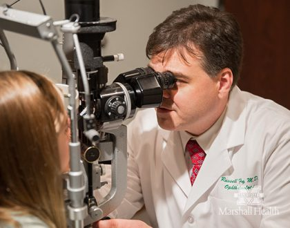 Maintaining Healthy Vision