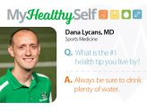My Healthy Self: Dana Lycans, MD