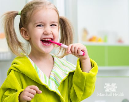 Top 5 Tips for your Child's Daily Dental Routine