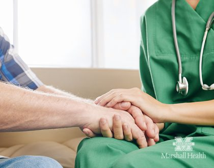 Nurses Week:  No matter the circumstances caring for patients is always the number one goal