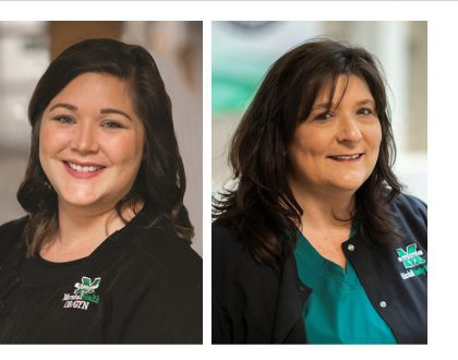 My Care Team: Whitney Blackburn, RN, & Tammy Lowe, RN, LBSW