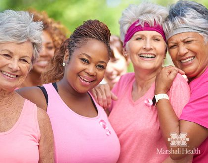 Early detection of breast cancer can help save lives