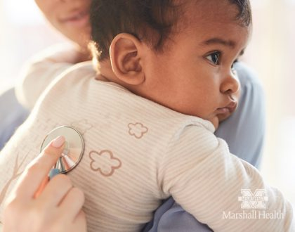 Continue your child's healthcare visits despite the pandemic